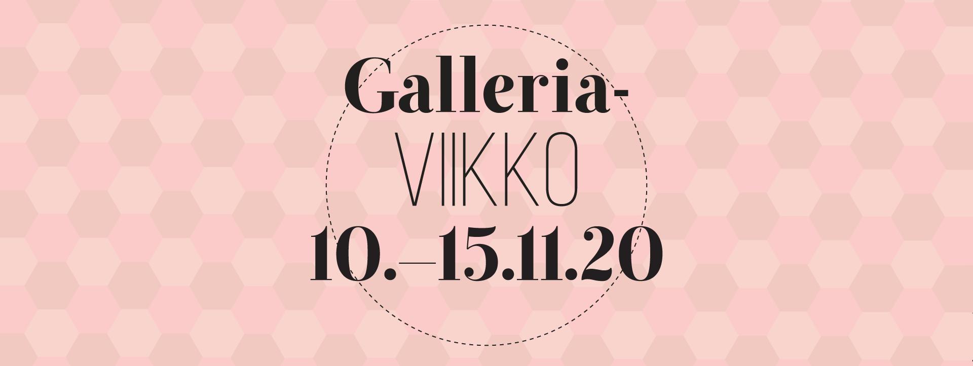 Tampereen Galleriaviikko